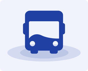 On Demand Transit App logo